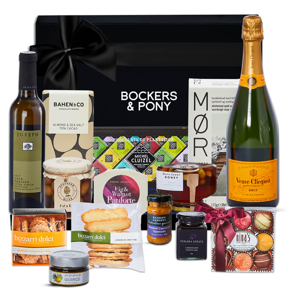 Veuve Clicquot Luxury Hamper gift hamper