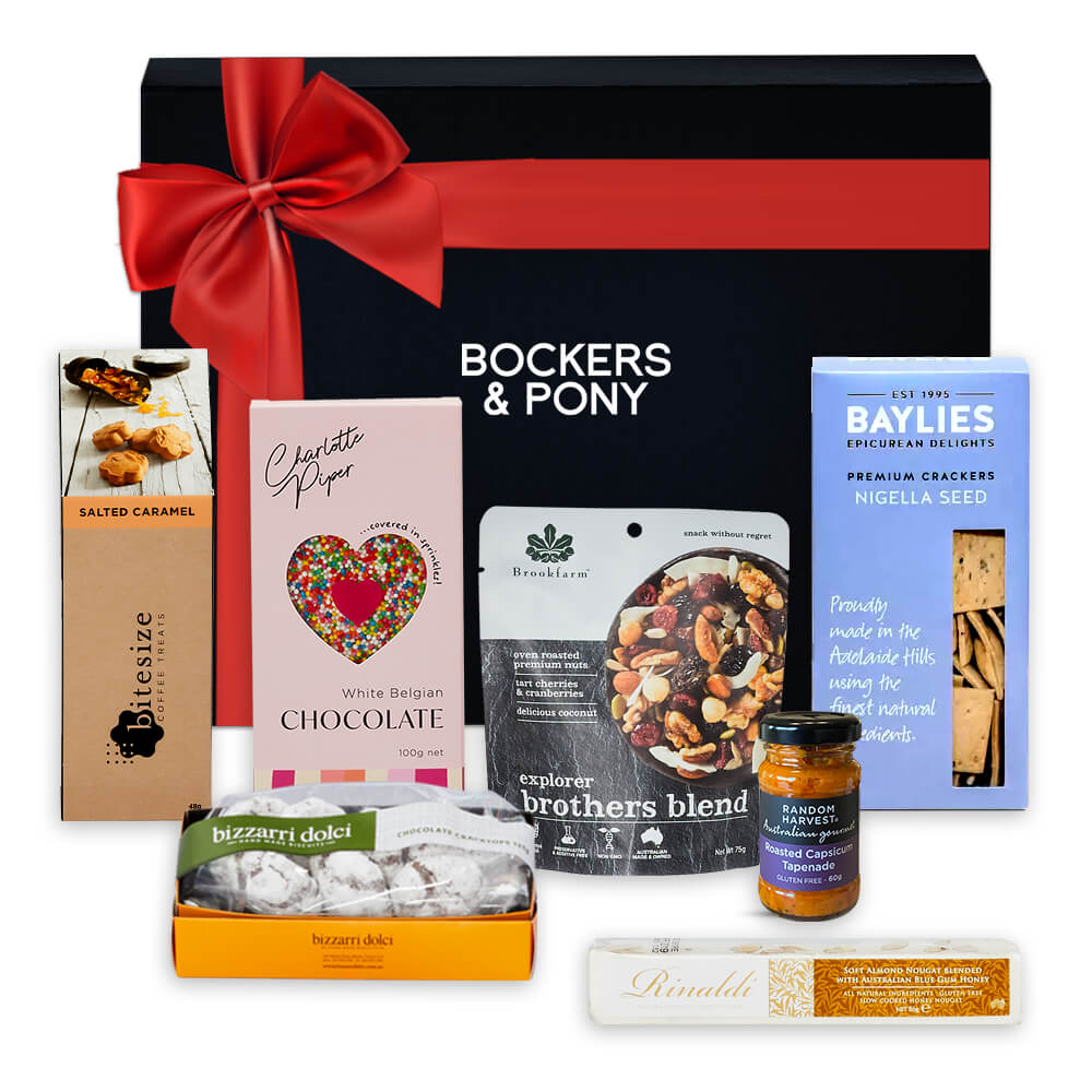 Sweet & Savoury Selection gift hamper