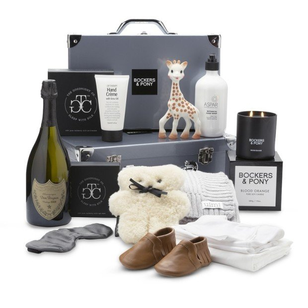 Lap Of Luxury Baby Hamper gift hamper
