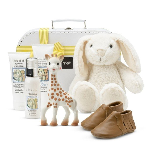 Newborn Baby Essentials - Classic gift hamper